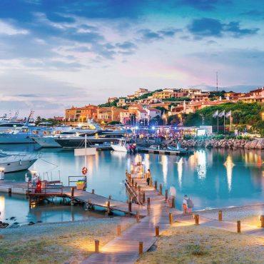 Dormir en barco: Cerdeña de Porto Rotondo a Cannigione