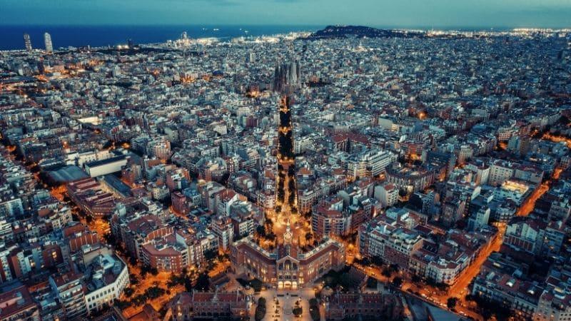 Autunno in barca a Barcellona, dormire in barca a Barcellona