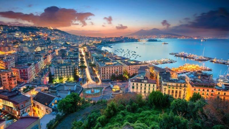 Autunno in barca a Napoli, dormire in barca a Napoli
