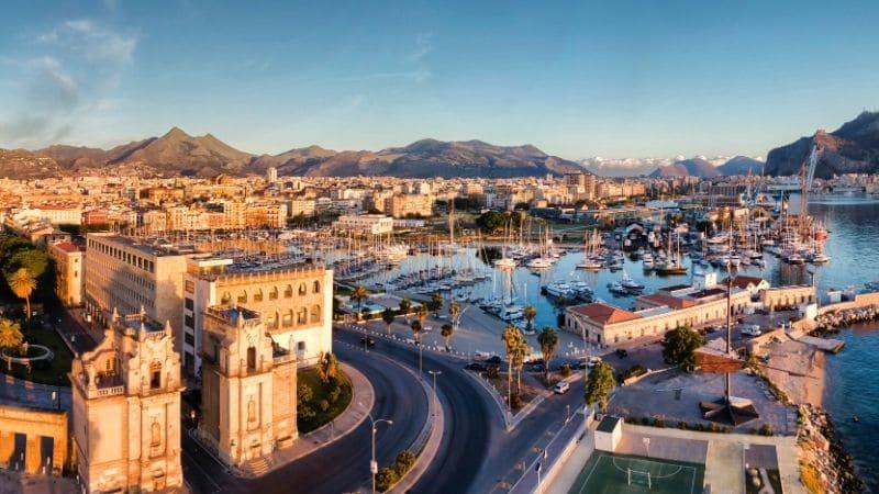 Autunno in barca a Palermo, dormire in barca a Palermo