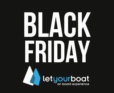 Black Week Letyourboat: оплачиваемый отпуск, чтобы вернуться в путешествие