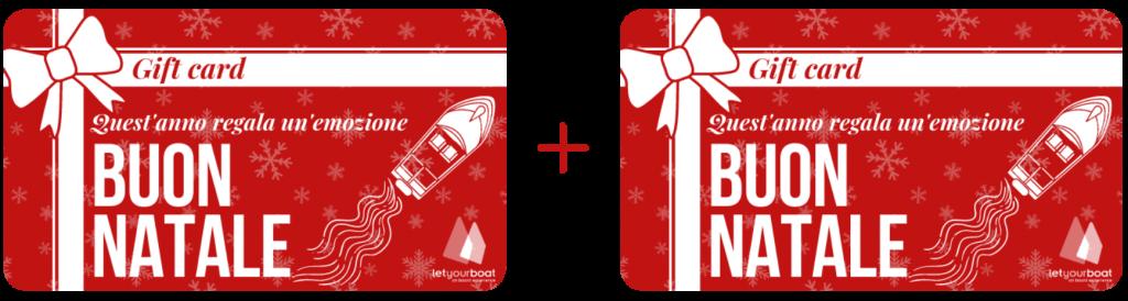 A Natale regala un sogno, regali di Natale Letyourboat