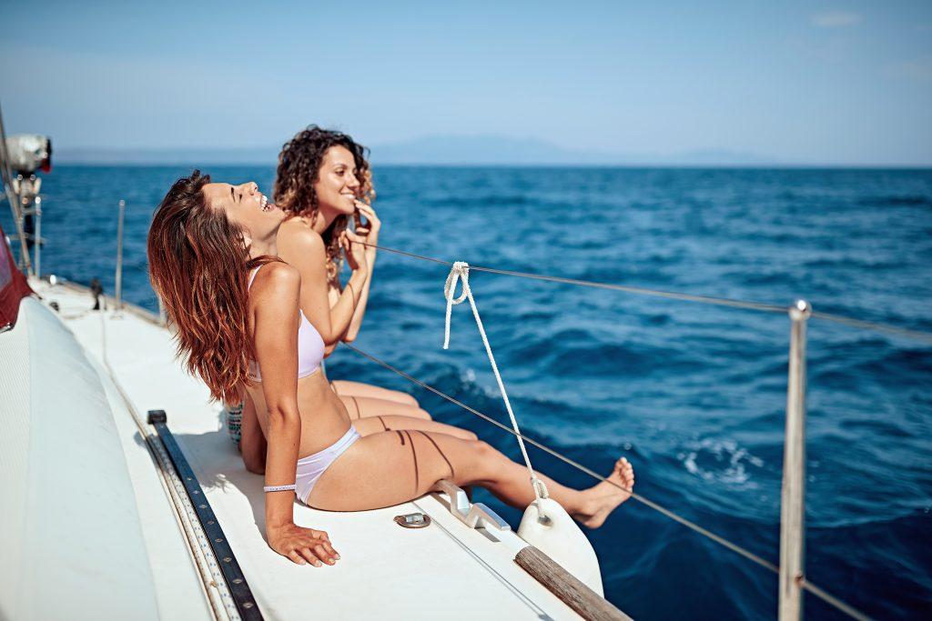 I benefici del mare sul corpo