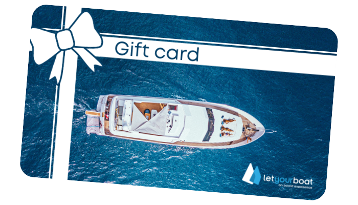 Gift Card Letyourboat