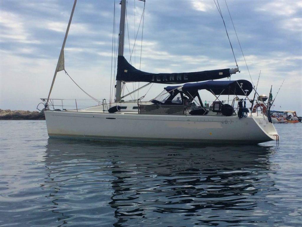 iniziare il nuovo anno in barca, dormire in barca a Ostia