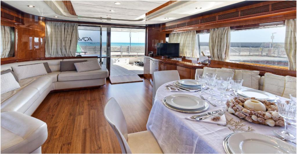 iniziare il nuovo anno in barca, dormire in barca a La Spezia