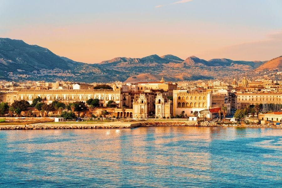 vacanze in barca, viaggiare in barca, Palermo