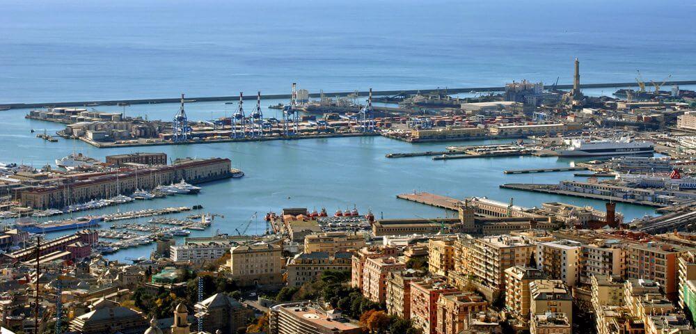 Genoa Marina