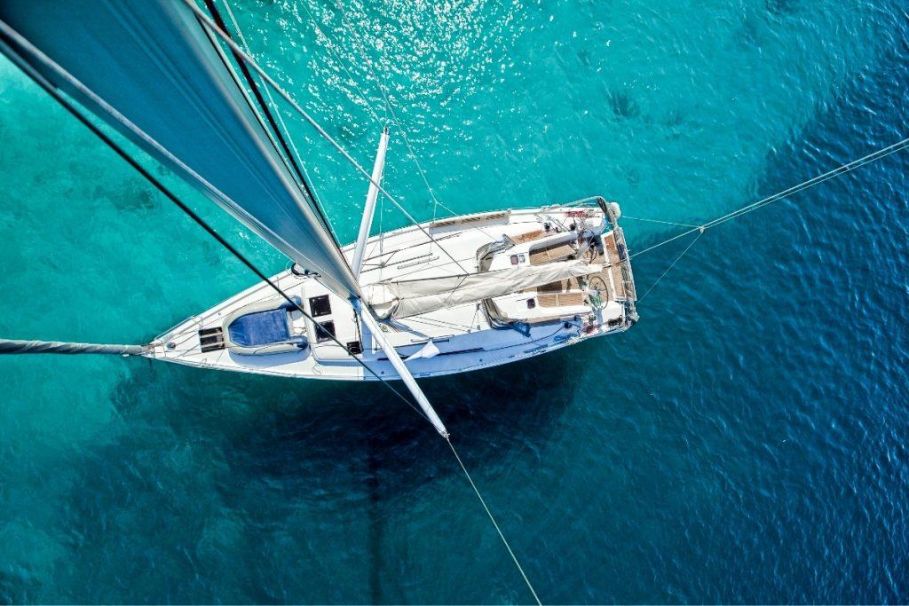 turismo sostenibile in barca