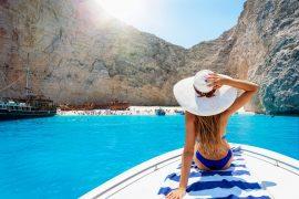 Urlaub auf einer yacht