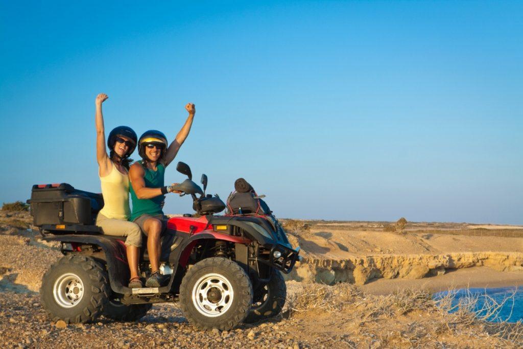 esperienze turistiche, quad in sicilia