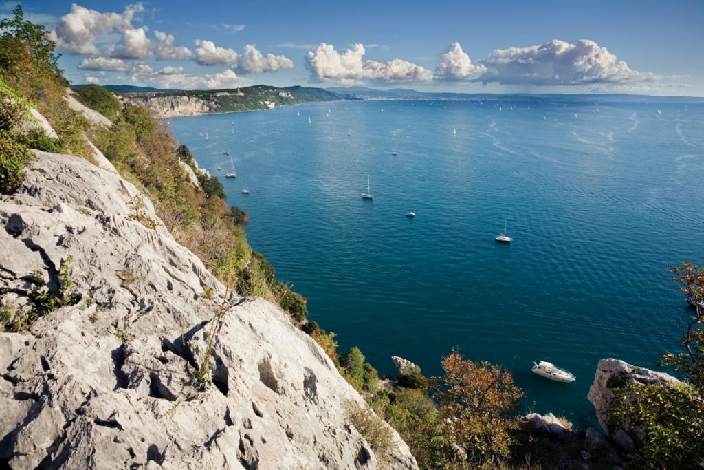 Porto San Rocco, Golfo di Trieste