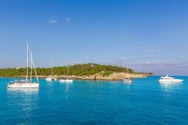 Bootsurlaub auf den Balearen