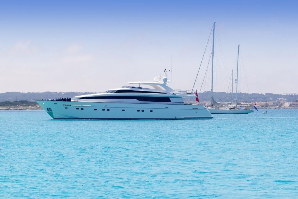 Boat holiday in the Balearic Islands, boat