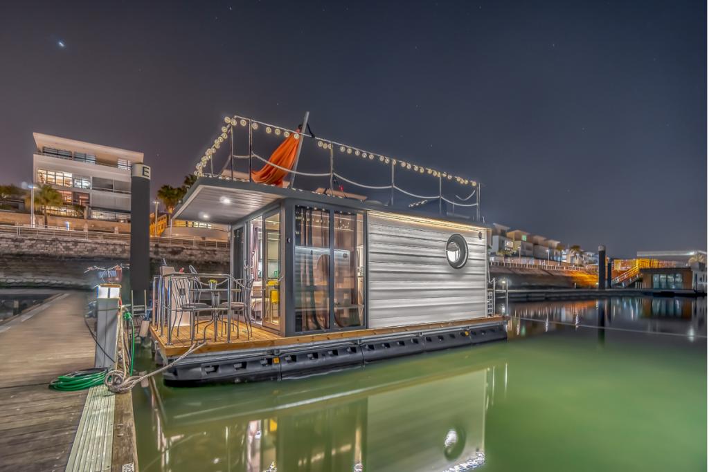 Vacanze in barca a Lisbona, Houseboat Lisbona