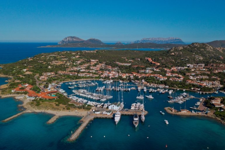 Bootsurlaub auf Sardinien