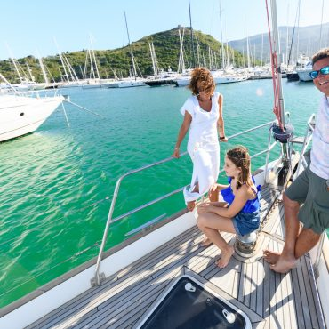 Tuscany by boat: sailing between the islands