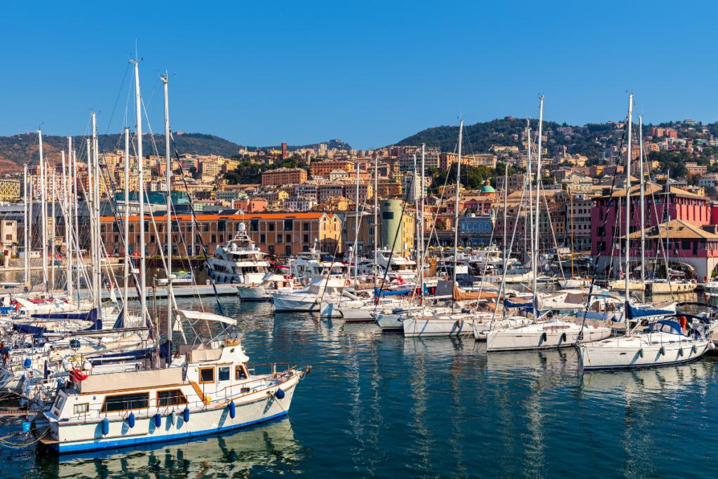 Marina di Genova